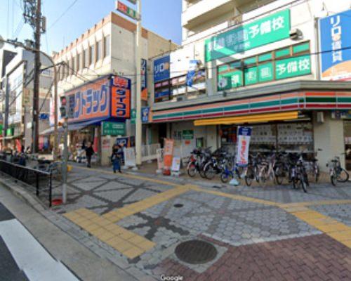 平野駅 7番出口